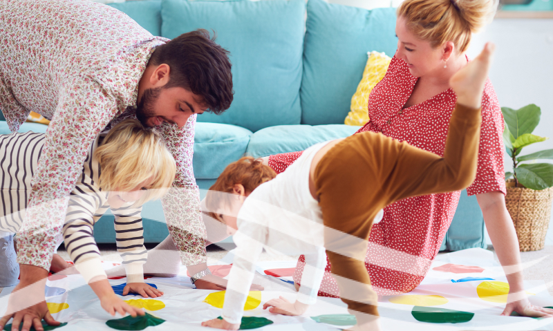 10 Things Your Whole Family Can Do Together at Home